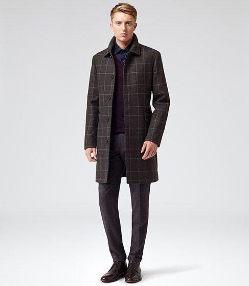 Reiss Miles Overcoats