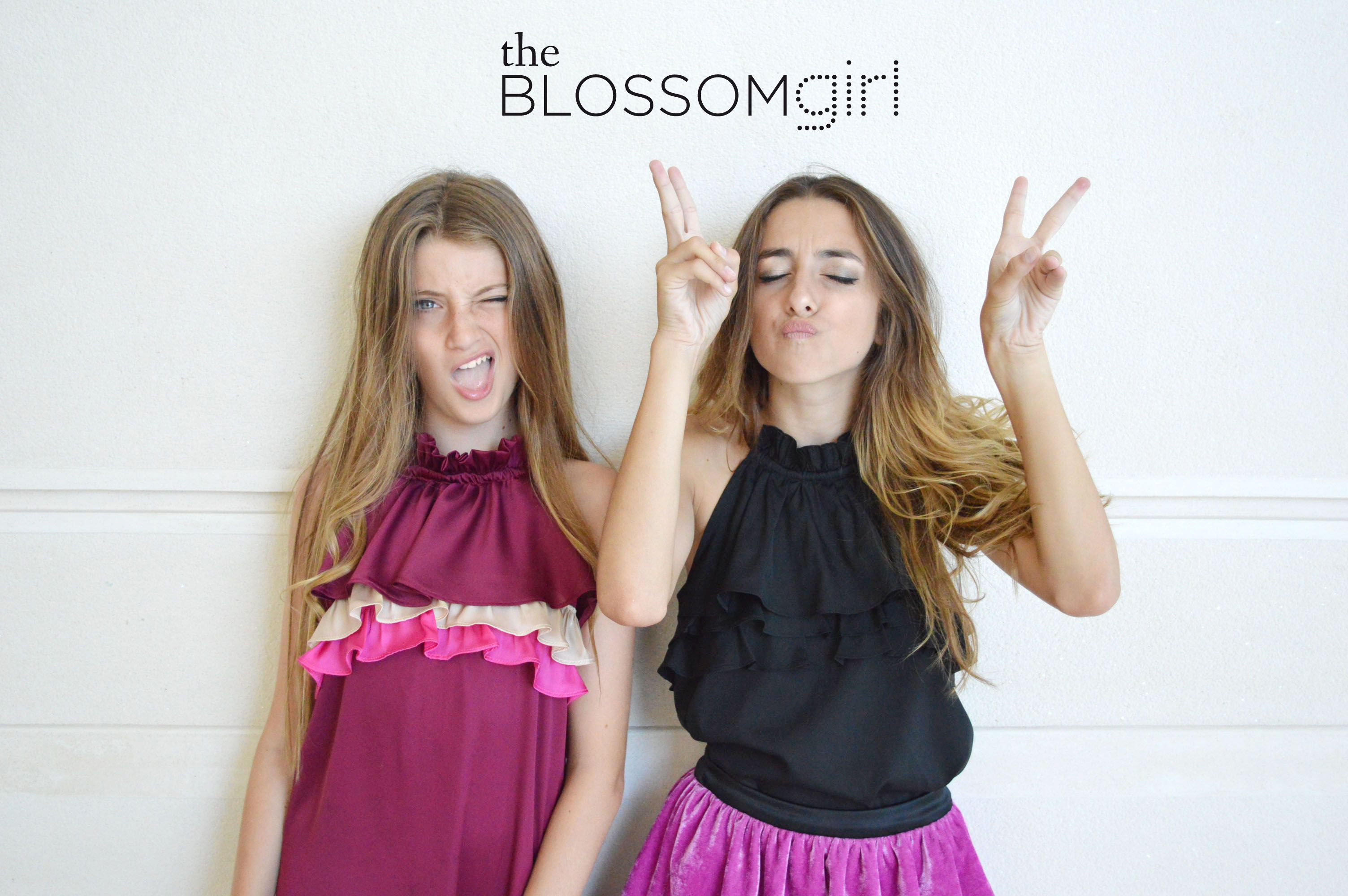 The Blossom Girl Campaign 2013