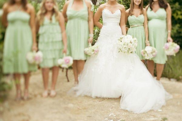 Mint Green Dresses