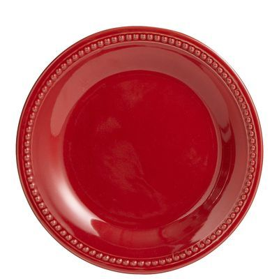 Round Salad Plate - Paprika For 8 place setting  sc 1 st  Pinterest & Round Salad Plate - Paprika For 8 place setting | Wedding Registry ...