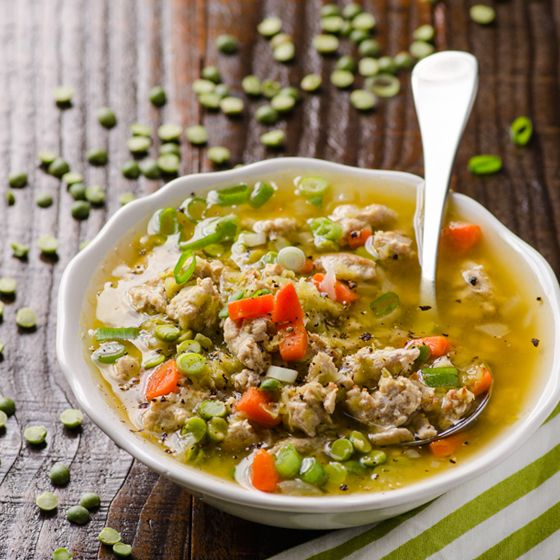 Split Pea Soup Better Homes And Gardens