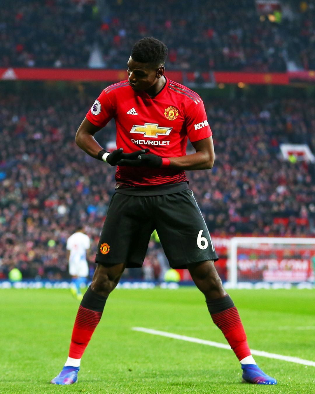 Paul Labile Pogba Is Now Manchester United S Top Scorer This Season Manchester United Top Paul Labile Pogba Manchester United