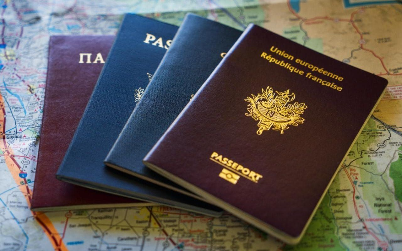 fast cars and yachts, passports are the new status