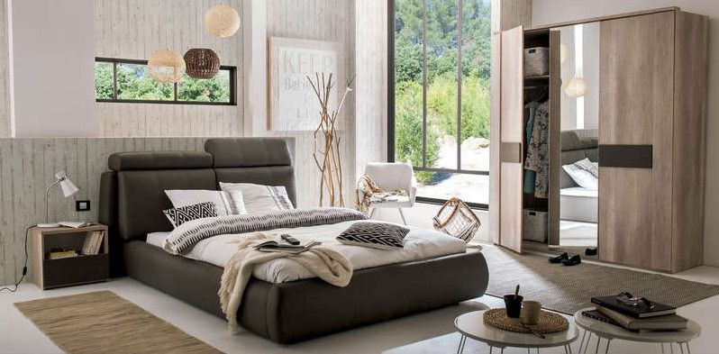 Lit 140x190 Cm Anouk Lit Conforama Pas Cher Ventes Pas Cher Com Lit 140x190 Conforama Decoration Maison