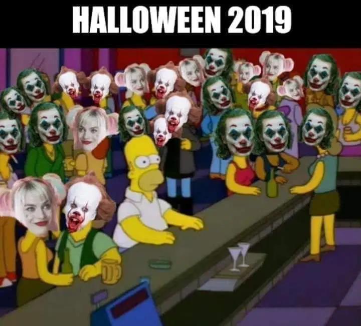 Funny Halloween Memes 2019 Memes Funny Halloween Memes Spooky