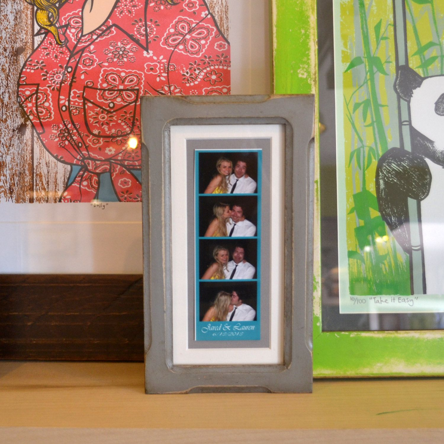 4x8 Picture Frame for 2x6\