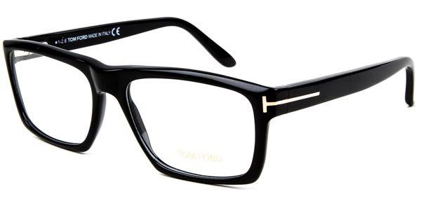 Tom Ford FT5434 001 Eyeglasses