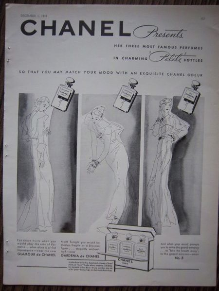 Chanel No. 5 - 1934