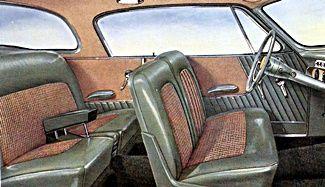Cars Of The 1950 S Studebaker Studebaker Car Upholstery 1950s Car