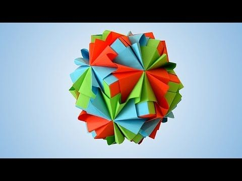 Photo of Origami Waltz Sonobe (Maria Sinayskaya)