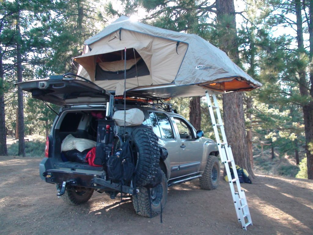 xterra accessories google search roof top tent nissan  [ 1024 x 768 Pixel ]