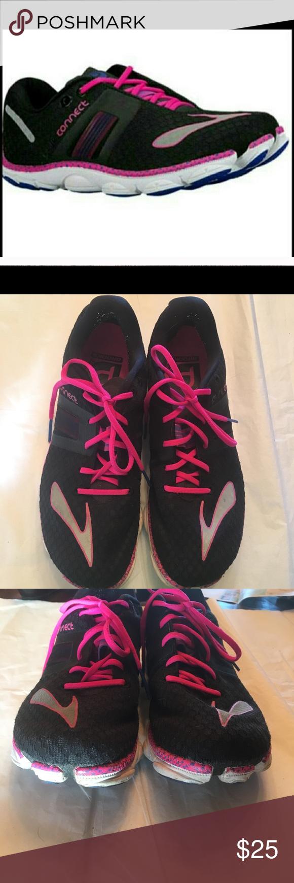 Brooks PureConnect 4 Women's 9.5 Shoes