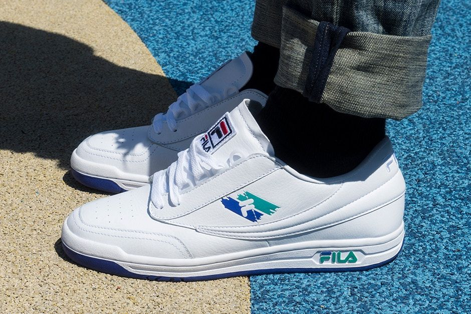5a72fd9ff419 Four FILA Sneakers Dressed in 90s Colors for Summer  17 - EU Kicks  Sneaker  Magazine