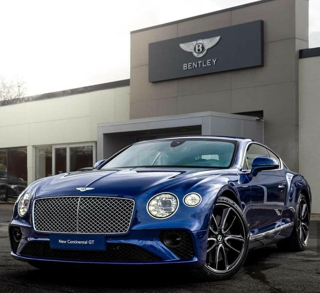 Voiture Bentley