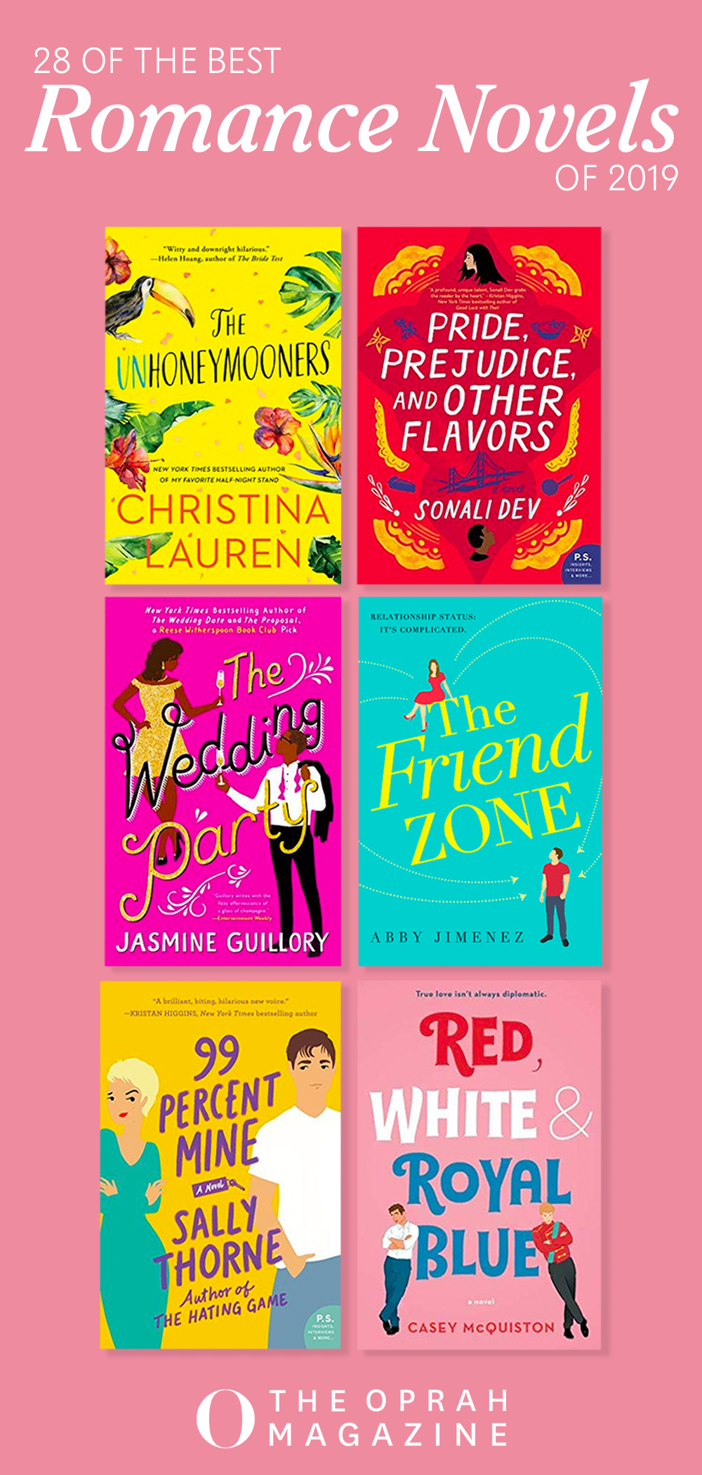 Pin by Oprah on 28 of the Best Romance Novels of 2019 That