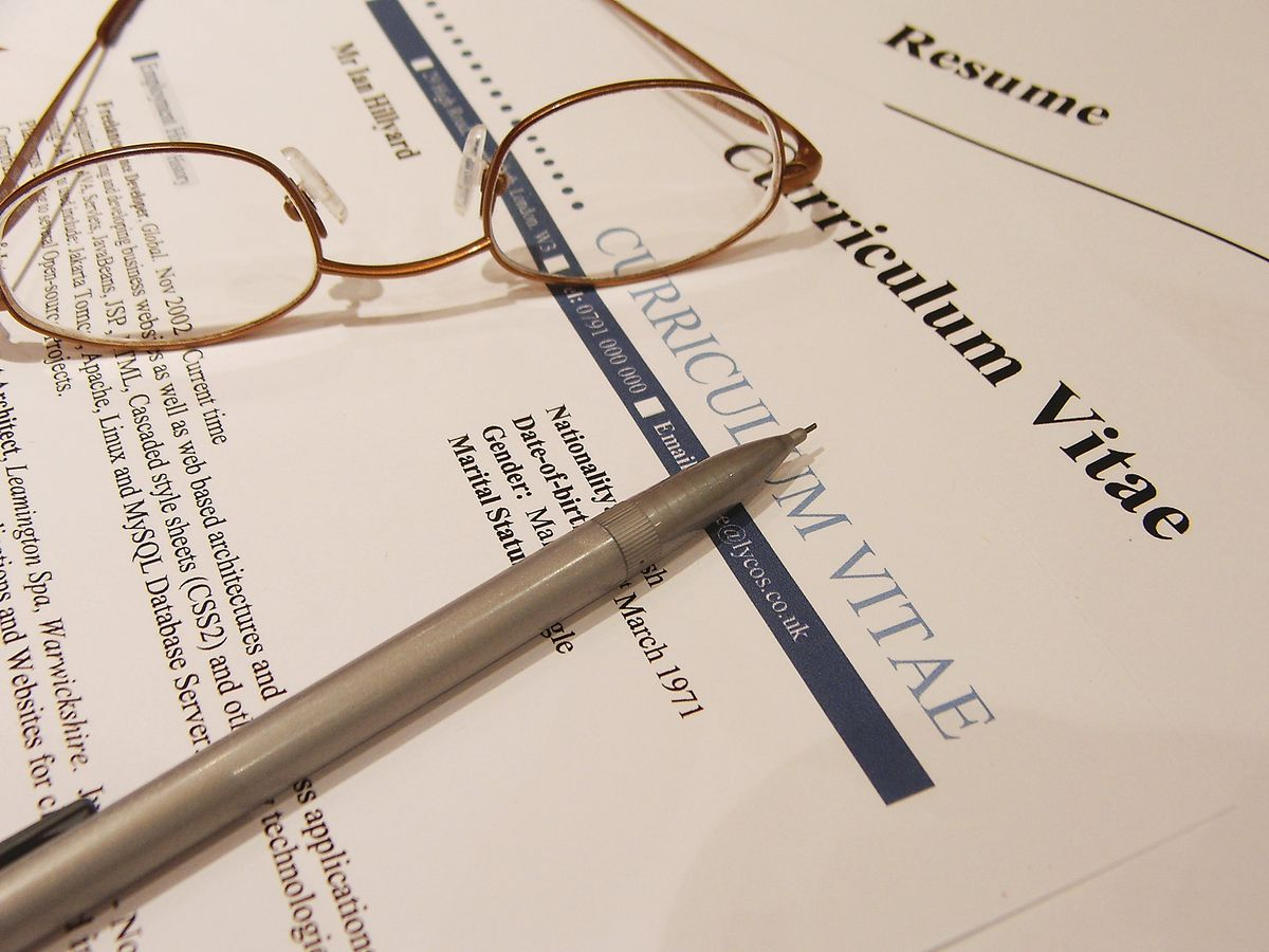 Who should be your referee? Resume writing services
