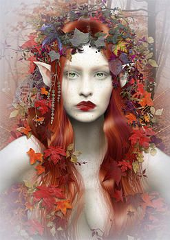 """While the rest of the species is descended from apes, redheads are descended from cats.""  ― Mark Twain ----(Art Maxine Gadd)"
