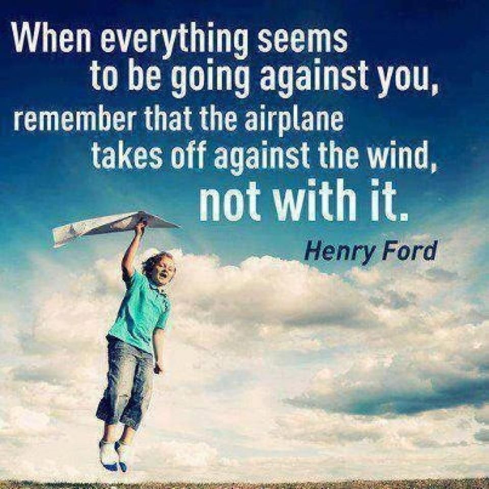 Serious Quotes About Friendship Henry Ford Airplane Quote  Having A Laugh Serious Lessons At