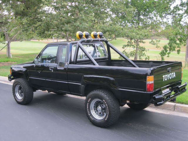 1985 Toyota Pickup 4x4 >> Daily Turismo 15k All Waxed Up 1985 Toyota Hilux 4x4
