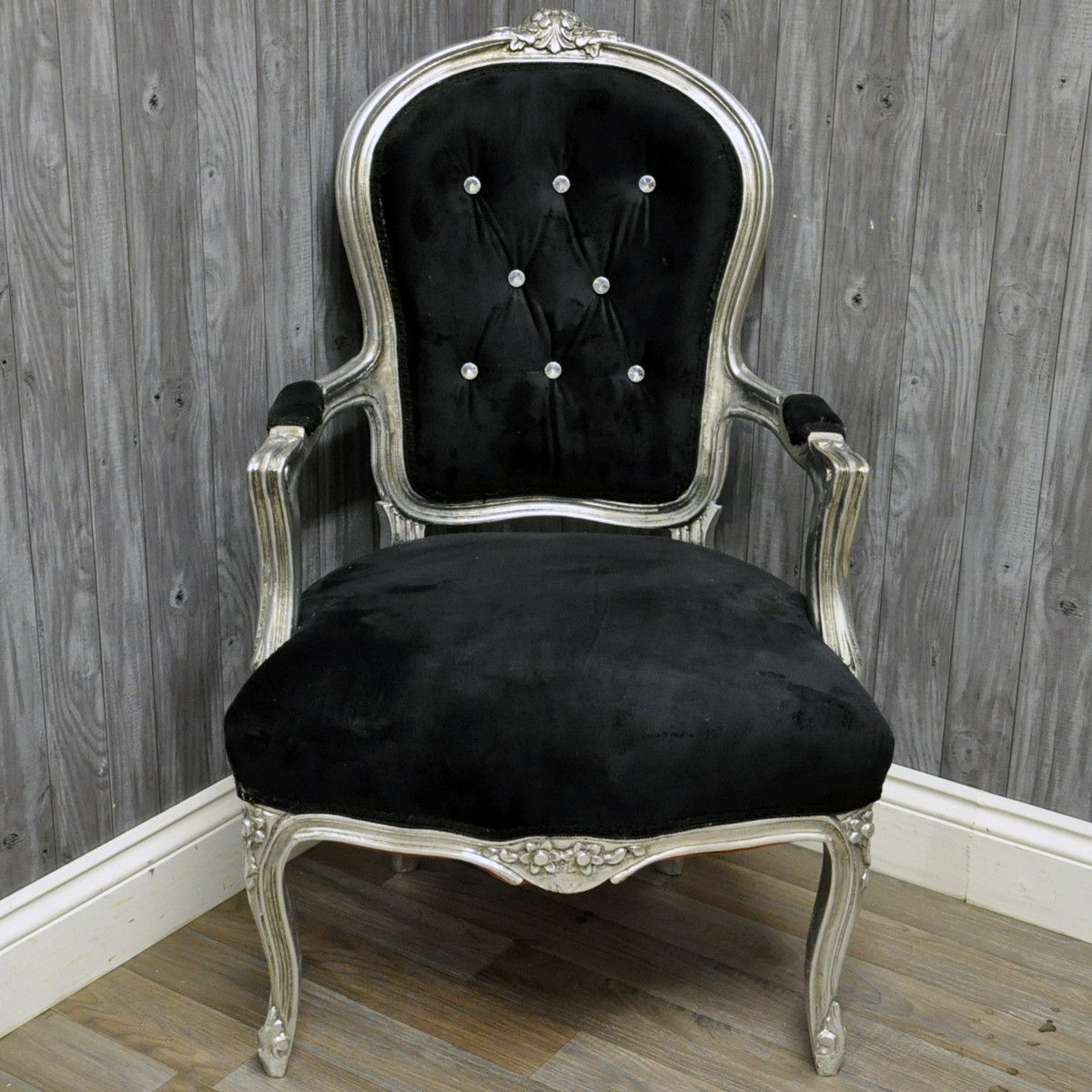 78+ Black Velvet Bedroom Chair - Interior Designs for Bedrooms Check ...