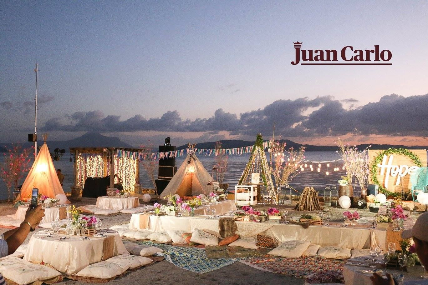 Juan Carlo S Bohemian Inspire At Liza Soberano S Debut Debutbyjuancarlo Juancarloinspired Coachella Theme Party Debut Party Coachella Party
