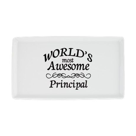 World's Most Awesome Principal Cocktail Platter