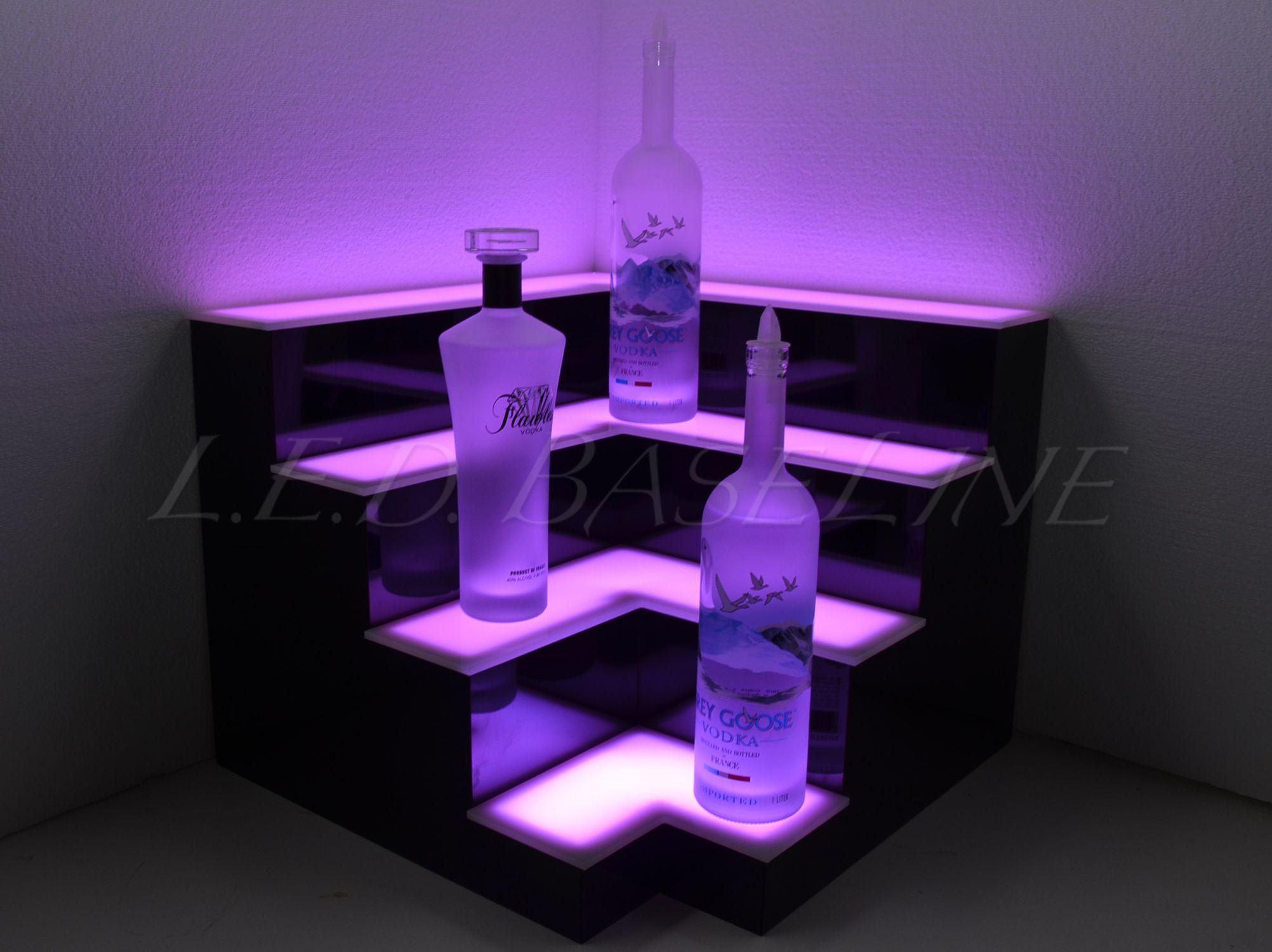 Corner lighted bar shelf bar decor back bar mood lighting home corner lighted bar shelf bar decor back bar mood lighting home decor mozeypictures Gallery