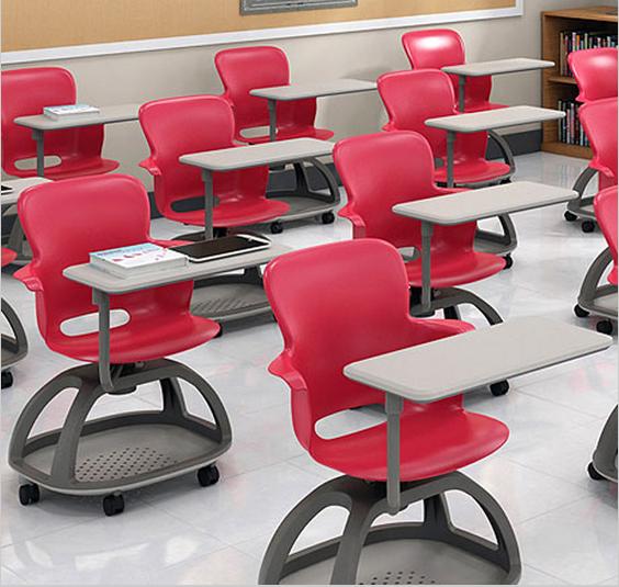Ethos Series Mobile Combo School Desk At Schoolsin