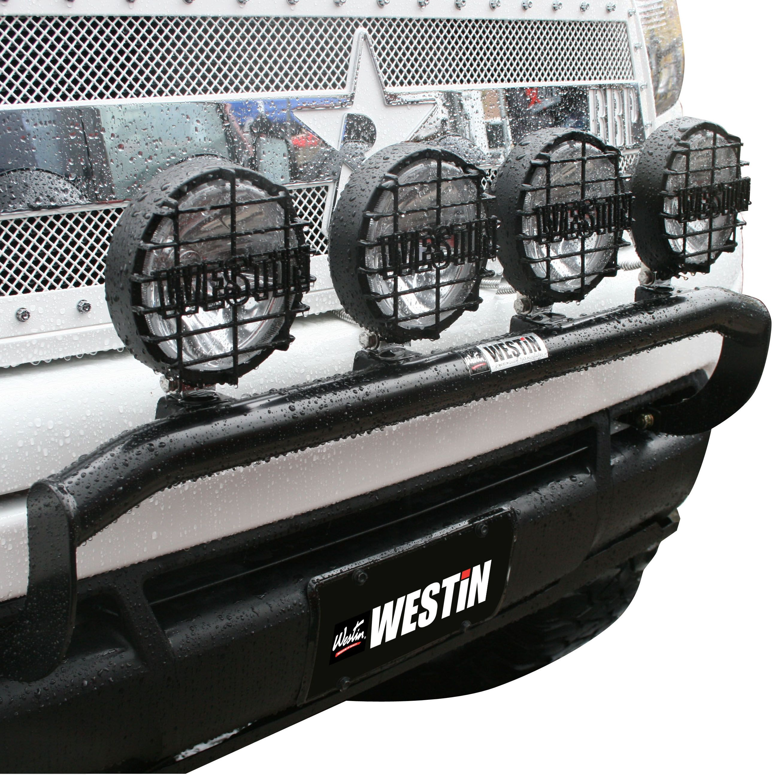 Westin automotive off road light bar black off road light bar westin automotive off road light bar black aloadofball Image collections