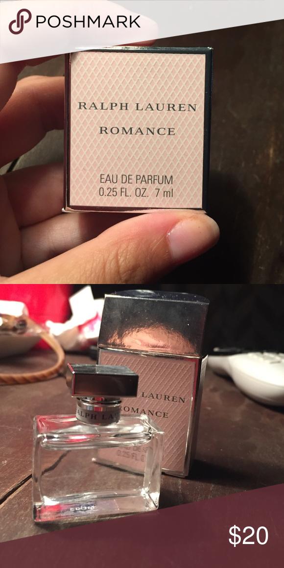 Ralph Lauren Romance Perfume Brand new! Ralph Lauren Makeup