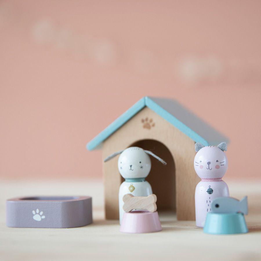 Kleine Niederlandische Kinderzimmer Dekoration Holzspielzeug