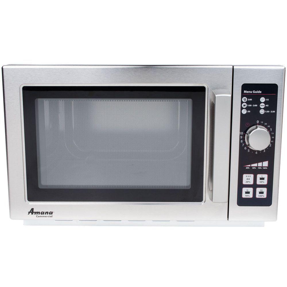 Amana Rcs10dse 1000 Watt Microwave Dial