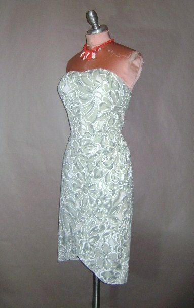 20 OFF 3 DAY SALE 80s dress vintage 80s 50s by capricornvintage, $34.40  Wannnnnnttttt:) <3