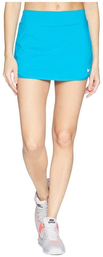huge selection of 32e45 9df4a Nike Court Pure Tennis Skirt Women s Skort