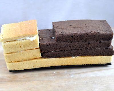 Beki Cooks Cake Blog: How to Make a Firetruck Cake