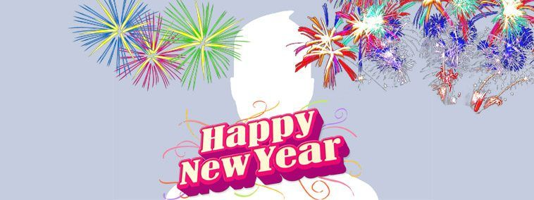 Happy New Year 2018 Profile Picture Filter Overlay – Facebook Photo ...