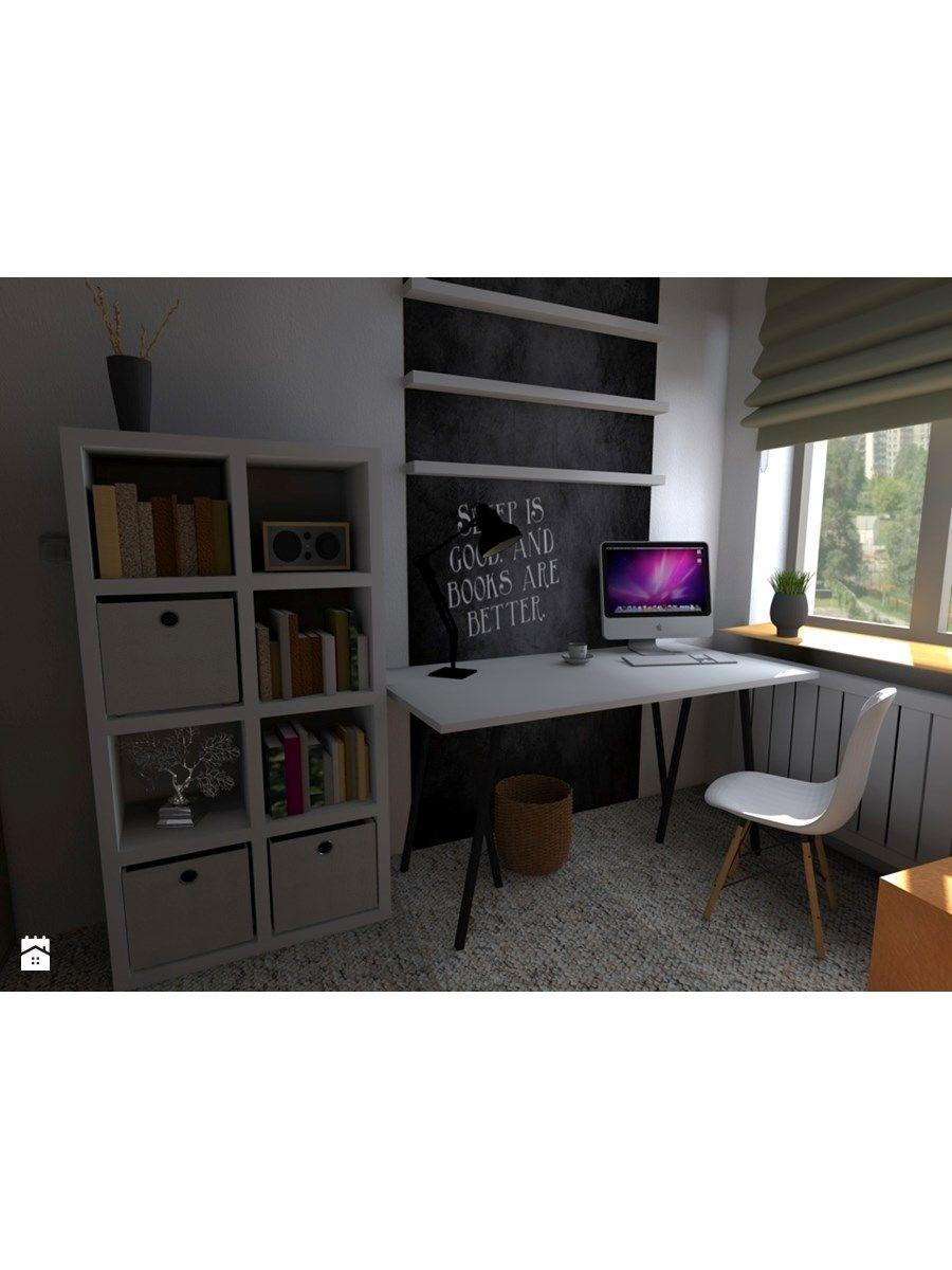 Zdjęcie sypialnia z kątem do pracy kids rooms pinterest kids