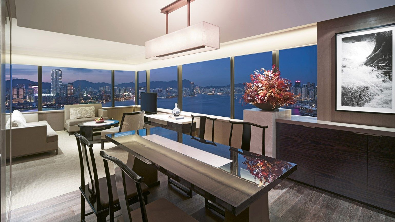 Grand Hyatt Hong Kong steps it up with refurb: Travel Weekly