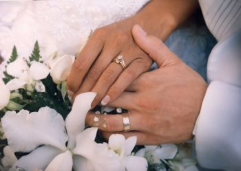 Exchange Of Rings Wedding Vows Pictures