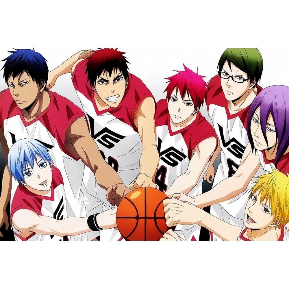 Kuroko No Basket Last Game Poster In 2021 Kuroko No Basket Kuroko S Basketball No Basket