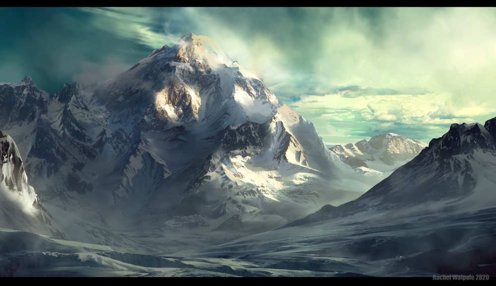 17++ Icy mountain information