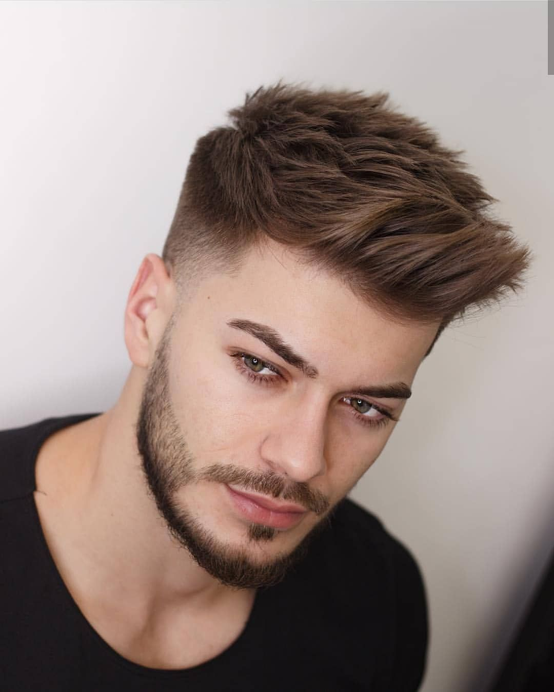 Horatiuthebarber Peinadoshombre Men Haircut Styles Gents Hair Style Men Hair Color
