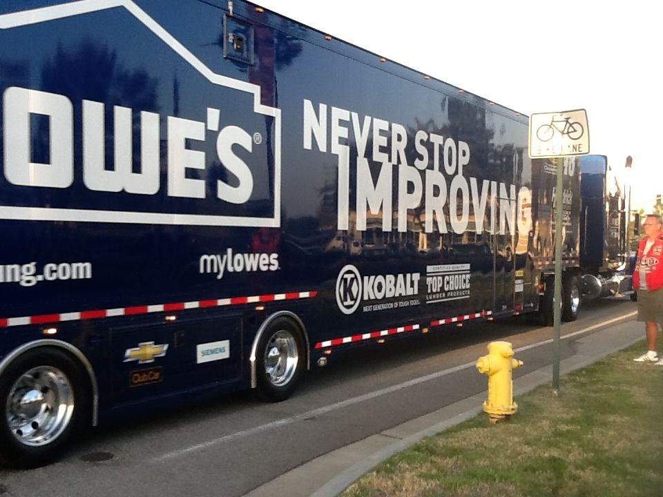 The Motto On Lowes Hauler Is A Good One To Live By