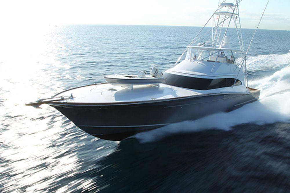 Spencer Yachts 87 On Water Sport BoatsSport Fishing