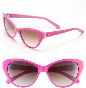 c859714d0a0e2 Kate Spade dellas 55mm Sunglasses