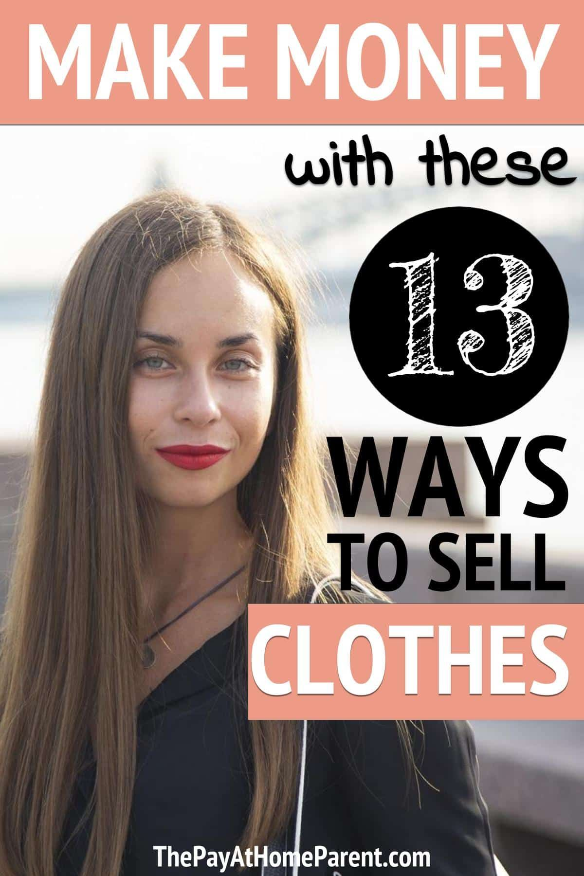ed86788ea1 Easily sell used clothes online with this complete used clothing seller  guide. Make money from your secondhand clothes or learn how how to buy and  sell ...