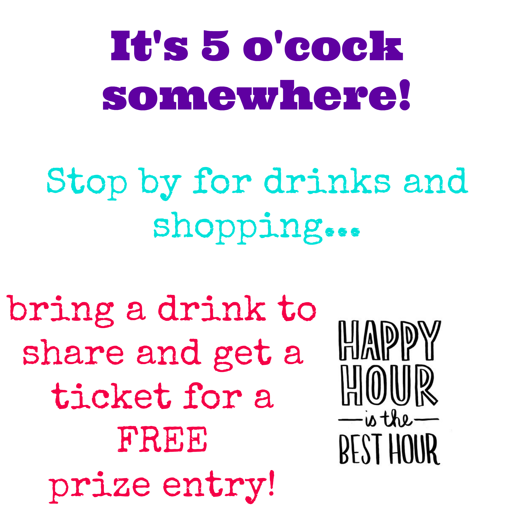 It\'s a Thirty-One Happy Hour Party! Bring your friends over for some ...