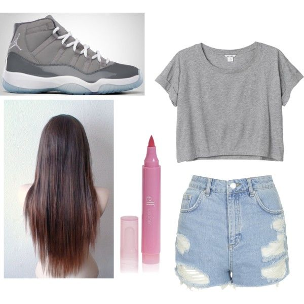 Dance practice (kpop?) by kpop160 on Polyvore featuring polyvore fashion style Monki Topshop NIKE