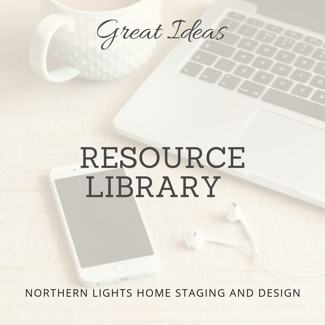 Interior Design Home Staging: Northern Lights Home Staging And Design Resource Library