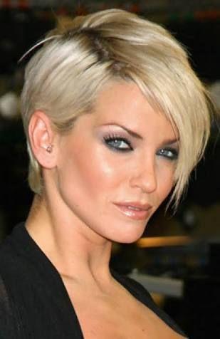 Sarah Harding Pixie Cut Google Search Hair Pinterest